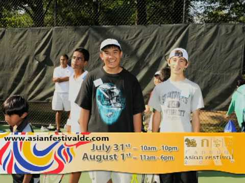 On July 31st, the 7th annual Asian Festival will showcase the Philippines, we'll also have the opportunity to experience a USTA sanctioned tennis tournament ...