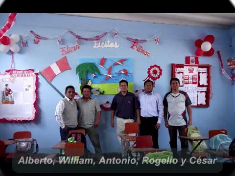 Concurso de Ambientación de Aulas Fiestas Patrias 2011