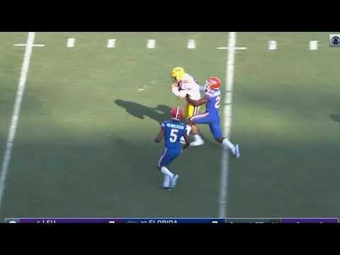 Florida football film study: defense against LSU