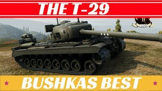 T29 My Favourite Tier 7 Heavy World of Tanks Blitz