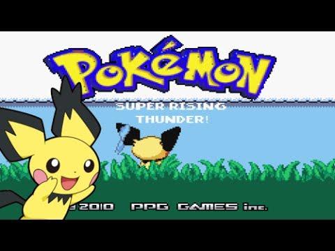 Pokemon Super Rising Thunder Hack: Part 1 - The Great Black One