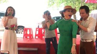 Thanh Hằng Bá Đạo Tại Buổi Tiệc, Ở Đồng Nai, Cùng Võ Ngọc Quyền, Phạm Văn Nguyên