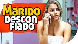 MARIDO DESCONFIADO - PARAFUSO SOLTO