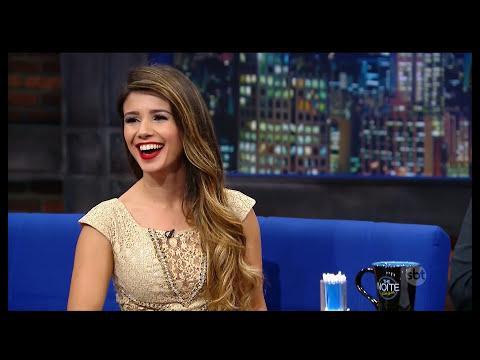 The Noite (22/10/14) - Entrevista com Paula Fernandes
