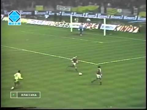 Кубок УЕФА 1985-1986гг.   1/8 финала   Нант - Спартак