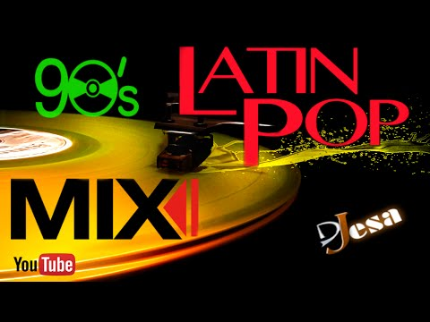 RETRO MIX LATIN POP 80 Y 90 . Juan Gabriel-Emmanuel-Kaoma-Locomia