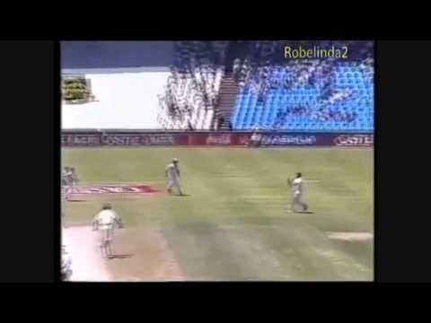 Brian Lara vs Allan Donald