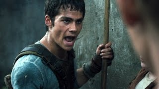 [Ultra HD] THE MAZE RUNNER Trailer # 2