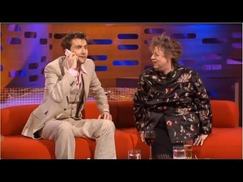 Graham Norton Show 2007-S1xE6 David Tennant, Jo Brand-part 1