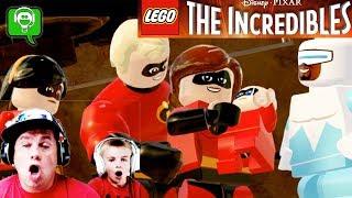 Incredibles 2 LEGO Game