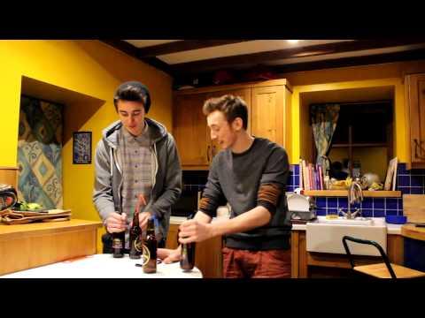Strawpedo Challenge VS Jed: Under 20 seconds