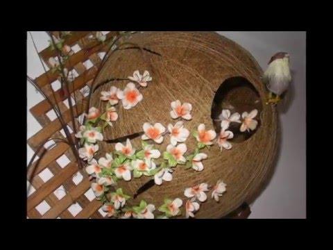 Идеи декора своими руками нитками. 40 фото декора для дома, кухни, интерьера - OnNaw