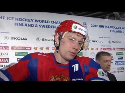 Обзор матча Россия - Норвегия 4:2