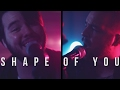Ed Sheeran - Shape of You (rock cover by Like Ghosts) Punk Goes Pop 👻
