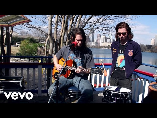 The Whigs - Don't Know What We're Doin (BalconyTV, Austin)