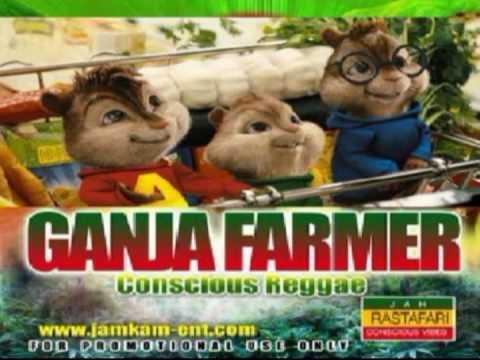 Alvin&The Chipmunks - Ganja Farmer (Marlon Asher) (Best Version)