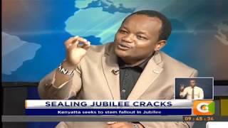 Sealing Jubilee cracks-One on one with Ngunjiri Wambugu & Senator Cherargei #SundayLive