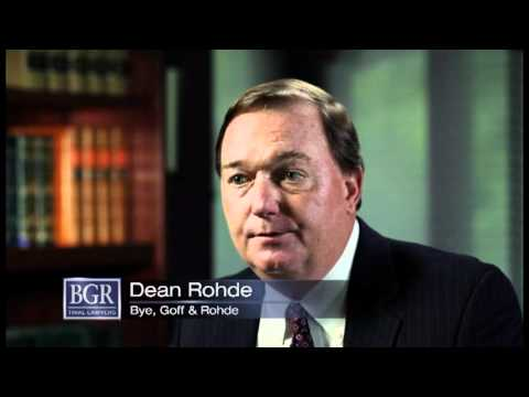 La Crosse Legal Help with Insurance Companies | Bye, Goff & Rohde | A Trusted Partner