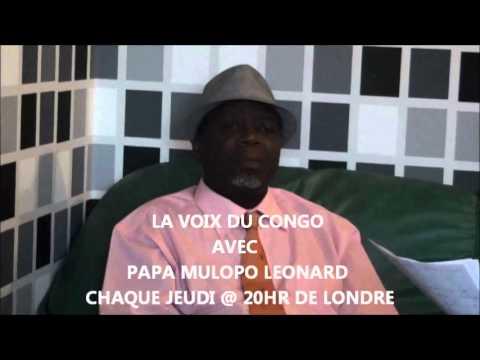 RADIOPOLELE LA VOIX DU CONGO AVEC LEONARD MULOPO 25072013REVELATION...