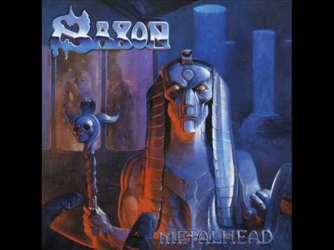 Saxon - Are We Travellers in Time