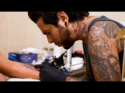 How to Get a Tattoo License | How to Be a Tattoo Artist