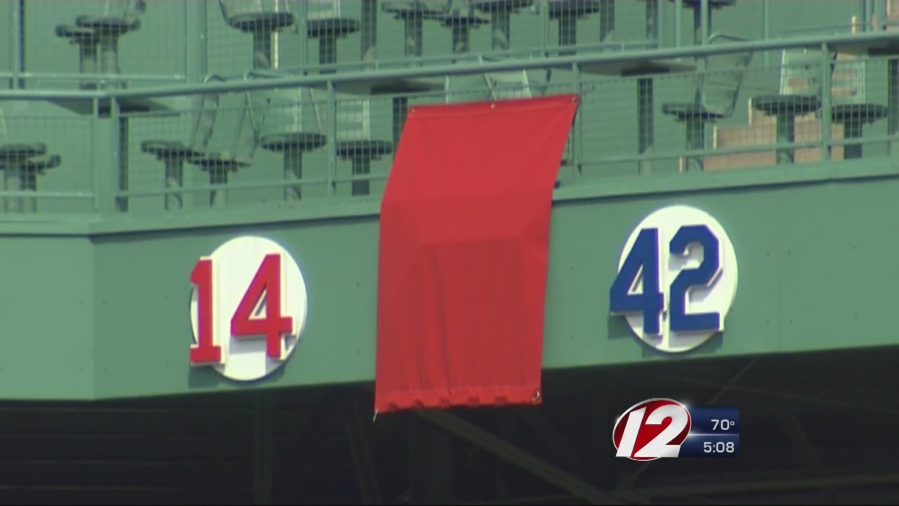 Red Sox Retiring Pedro's No. 45
