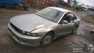 Car recycler parts Mitsubishi Galant, 1996.09 - 2004.10 2.5 V6 24V 118kW Gasoline Mechanical Sedan