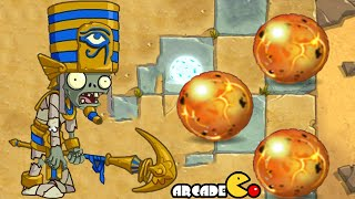 Plants vs zombies 2 online new zombies endless wave challenge