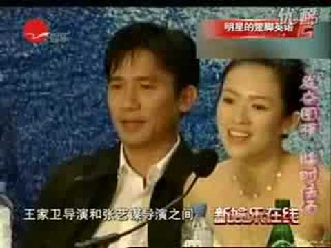 章子怡 English speaking Music Videos