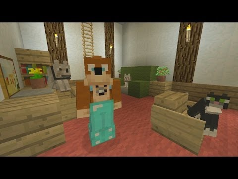 Minecraft Xbox Harrisons Hangout 205