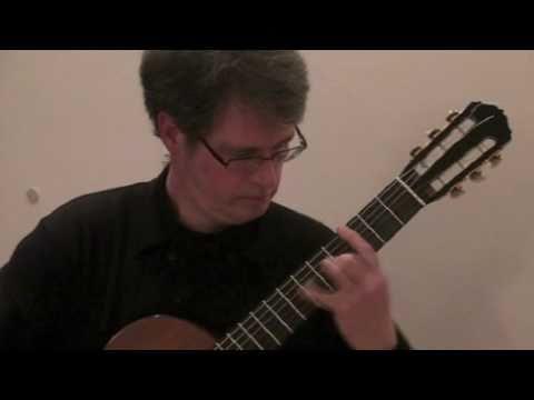 Miguel Llobet: Romanza, Thomas Müller-Pering, guitar