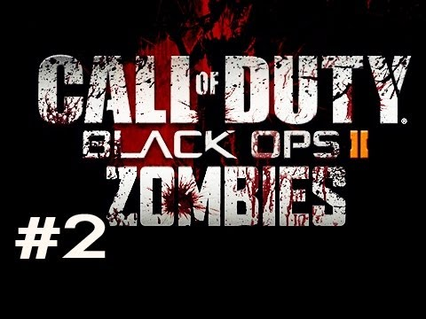 Black Ops 2 Zombies TRANZIT w/ Kootra Ep.2 - RAG-DOLL ZOMBIES
