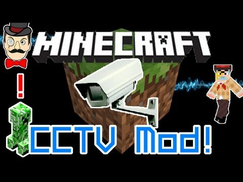 Minecraft Mods Cctv Mod