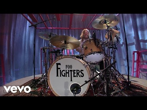 Foo Fighters – Stacked Actors (Live on Letterman)