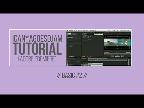 TUTORIAL: Video Editing (Basic) #2 in Bahasa Indonesia