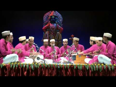 Akhil Goa Marathi Bhajan Spardha 2014