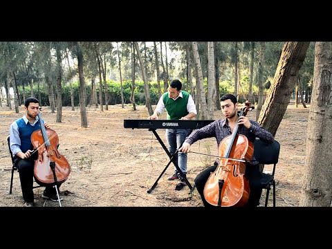 Comptine d'un autre été l'après midi Rearrangement By The Harmony Guys ( Piano & Cello )