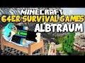 Mein letzter ALBTRAUM - 64er Minecraft SURVIVAL GAMES