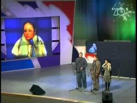КВН Мегаполис + РОСНОУ Северка 2002 - III