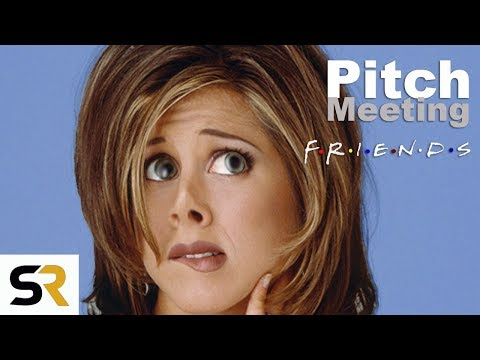 Friends Pitch Meeting