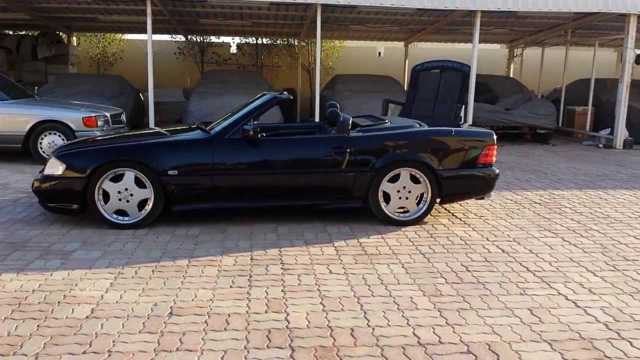 alyehli 39 s mb 1998 black r129 amg sl 60 71000km from 0. Black Bedroom Furniture Sets. Home Design Ideas