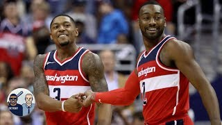 Bradley Beal should stay with the Wizards, continue building with John Wall - Jalen | Jalen & Jacoby