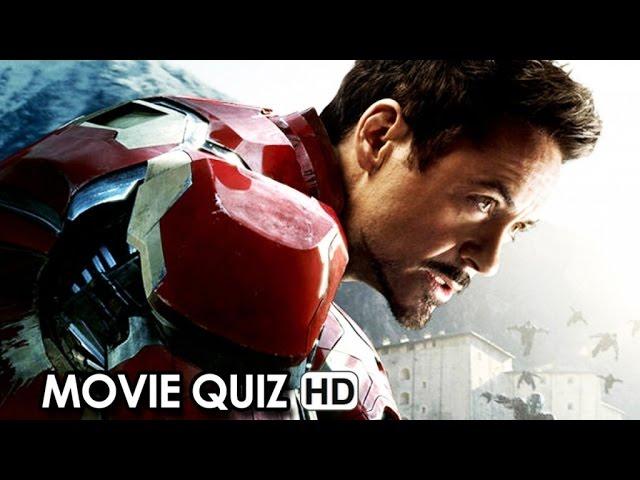 Avengers: Age of Ultron Movie Quiz Italiano HD