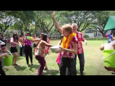 Counting Down to Songkran with U.S. Embassy Bangkok