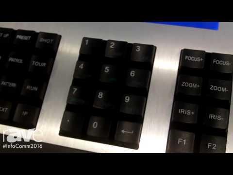 InfoComm 2016: PTZOptics Intros IP Super Controller with Joystick