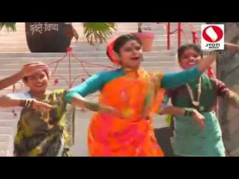 Chandan Chandan Zali Raat (Female) - Marathi Super Hit Koligeet...
