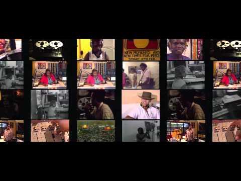 Show-reel: Central Australian Aboriginal Music Association (CAAMA) 2013