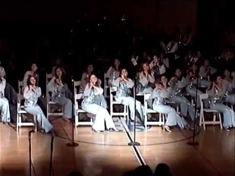 Santa Baby - El Rancho High School Christmas Program 2002 - HS Show Choir