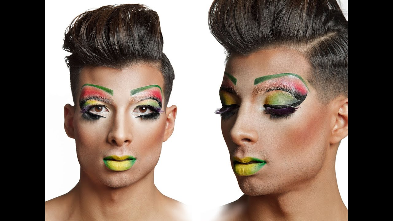 Maquillaje fashion paso a 47