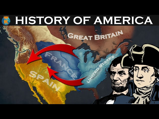 THE HISTORY OF THE UNITED STATES in 10 minutes
